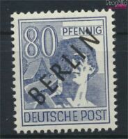 Berlin (West) 15 postfrisch 1948 Schwarzaufdruck (9223658