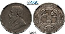 PegasusAuctions_com: 3005. South Africa, ZAR, 2 Shillings 1894, NGC VF30