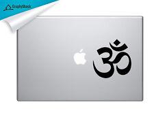 OM OHM symbol Mac Decal Laptop Sticker Mac Decals for 13 15 17 inch Macbooks