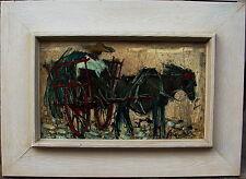 Carsten Ström 1913, Équipe de l'âne, Fuengirola, À 1960/70
