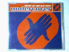 UNDERCOVER Never let her slip away cds ANDREW GOLD