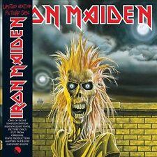 Mint (M) Grading Iron Maiden 180 - 220 gram Vinyl Records