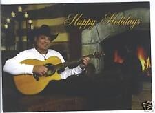 John Michael Montgomery  2008 Photo Christmas Card