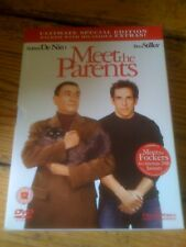 Robert De Niro MEET THE PARENTS Spec Ed DVD w/Slip case
