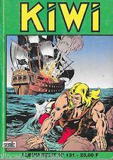 Kiwi (Blek le Roc) Album N°131 (495 à 497) - Lug 1996 - BE