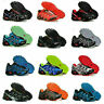New Salomom SpeedCross 3 CS running shoes outdoor off-road Athletic Hiking Shoes