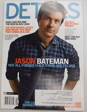 Details Magazine Jason Bateman & Mammaries August 2009 051815R