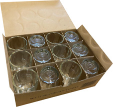 bicchieri per vino da 12 pezzi osteria tipici calabresi confezione 12 a litro