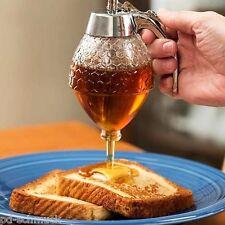 1 Honiggläser Honigspender Marmeladengläser Becher Portionierer Teiler 15x8cm