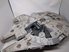 "2008 Hasbro Star Wars Legacy 31"" Millennium Falcon Ship HUGE"