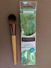 EcoTools Makeup Foundation  Brush /concealer Brush  Bamboo Brush Eco Tools