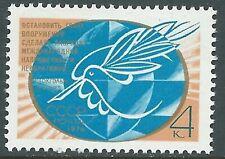 1976 RUSSIA CONFERENZA PER IL DISARMO A STOCCOLMA MNH ** - UR23-3