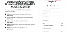 $1k Per Day CHALLENGE - Watch Over Super Affiliate's Shoulder Video by Video !