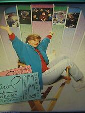 "1990  ""Carol & Company"" Complete Press Kit Carol Burnett"