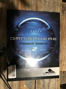 (USB ONLY) Spectrasonics Omnisphere 2.0 Flagship Power Virtual Instruments Synth