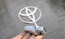 3D Chrome Car refiting Hood emblem Badge Head cover for Toyota Camry Corolla