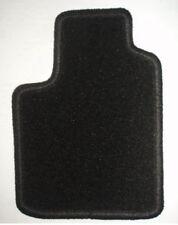 Peugeot Expert Tepee court 01/07- 4 Tapis en velours noir