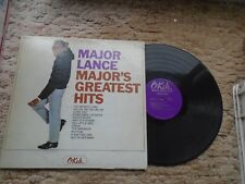 Major Lance Major's Greatest Hits Okeh Records OKM 12110