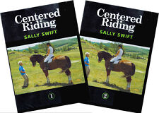Centered Riding 1 & 2 by Sally Swift DVD Set of 2 - New & Sealed