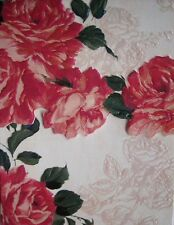 Carol Wilson Purse Embossed Note Pad Pink Red Roses Rose Magnetic 90 Sheets