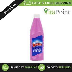 Windolene Original Cream Cleaner For Glass & Shiny Surfaces 500 ml