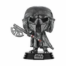 Funko Star Wars POP! Movies Vinyl Figur KOR Axe (Chrome) 9 cm