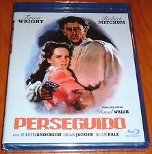 PERSEGUIDO / PURSUED - Raoul Walsh / Robert Mitchum - English/Español - Precinta