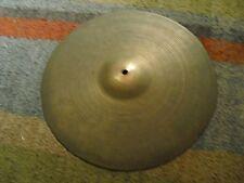 "12 7/8"" Vintage Old Stamp K Zildjian Istanbul Light HiHat Cymbal Hi Hat 550g 13"