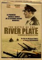 DVD : La bataille du Rio Plata / The battle of the river plate - GUERRE - NEUF