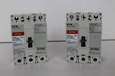 New Takeout Cutler-Hammer HFD3020 (20 Amp/ 600 Volt)  2 In Stock