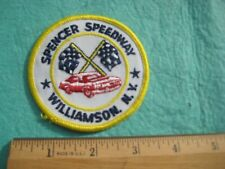 Vintage Spencer Speedway Williamson NY Patch