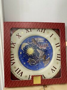 Vtg. Lenox Millennium 2000 Messengers of Peace Collector Plate, Lim.Ed. Made USA