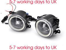 2x LED Halo Fog Lights For Ford Fiesta Mk6/7 Focus inc st Transit mk6/7 Ranger
