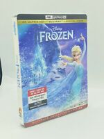Frozen [2019] 4K Ultra HD+Blu-ray+Digital, Ultimate Collector's Ed. & Slipcover