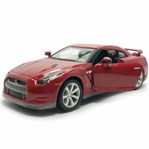 1:32 2009 Nissan GT-R R35 Sports Car V6 Model Car Diecast Collection Display