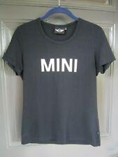 Women's MINI Cooper T-Shirt Size L Black