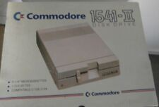 Commodore C64 Floppy 1541 II 100% ok OVP + NT+Serial very low ser