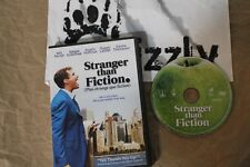 USED Stranger Than Fiction DVD (NTSC) Tested and Working