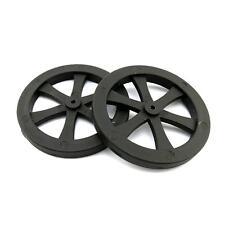 4pcs 44*2mm RC Car Tire Toy Wheels Model Robotic DIY Trucks Kit Hobby Part YS
