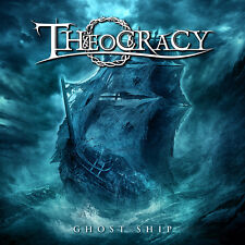 THEOCRACY - Ghost Ship (NEW*US EPIC/MELODIC/POWER METAL*SAVATAGE*HELLOWEEN)
