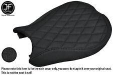DSG 4 GRIP BLACK ST CUSTOM FOR DUCATI 848 1098 1198 FRONT SEAT VINYL COVER ONLY