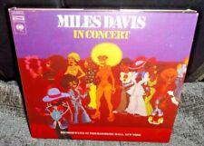 Miles Davis In Concert - Live At Philharmonic Hall New York (CD, 2-Discs)