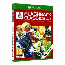 Xbox One Game Atari Flashback Classics Vol. Volume 2 Mit 50 Spielen