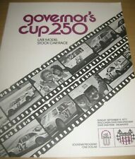 1977 Governor's Cup 250 Stock Car Race Wisconsin State Fair Park