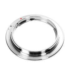 Olympus OM Lens to Canon EOS anello adattatore 7d 6d 5d 2 3 760d 750d 700d 650d 1200d
