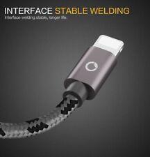 0.5M Lightning Kabel Ladekabel Datenkabel Nylon Apple iPhone iPad TOP BRAND 0.5M