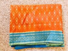 Pure Ikat Pochampally silk saree with Designer Blouse - FURTHER REDUCED