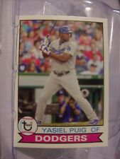 2016 Topps Archives Baseball Card #156 Yasiel Puig   (19746)