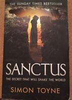 Sanctus By Simon Toyne (paperback 2011)