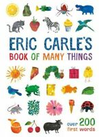 ERIC CARLE'S BOOK OF MANY THINGS NOVATO CARLE ERIC